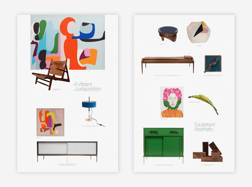 Creative Direction: Laura Valenzuela, Regeneration Furniture, Gabriela  Valenzuela Hirsch Art Direction: Laura Valenzuela, Liang Lin