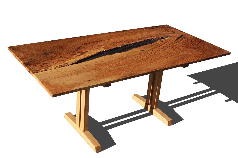 Trestle Table William Stranger