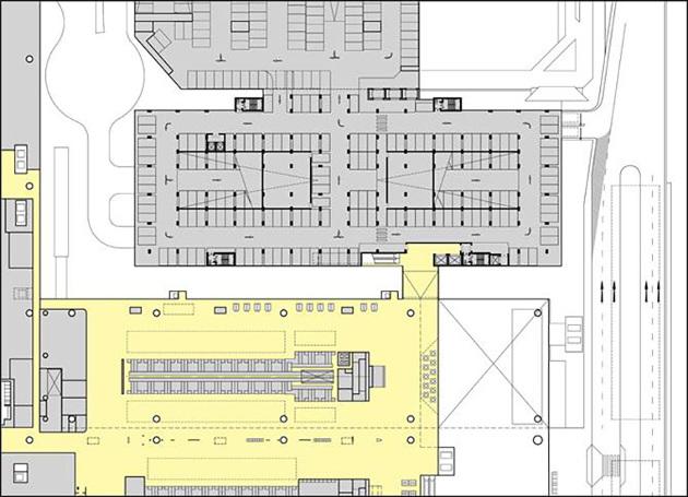 Hong Kong International Airport, Terminal 1 Capacity Enhancement ...
